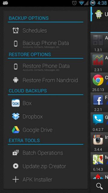 شرح نقل تطبيقات أندرويد إلى بطاقة الذاكرة SD بدون روت 4