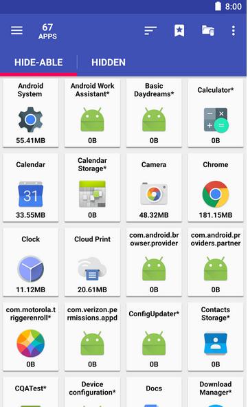 شرح نقل تطبيقات أندرويد إلى بطاقة الذاكرة SD بدون روت 5
